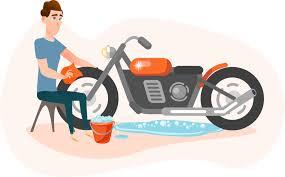 Motociklo plovimas